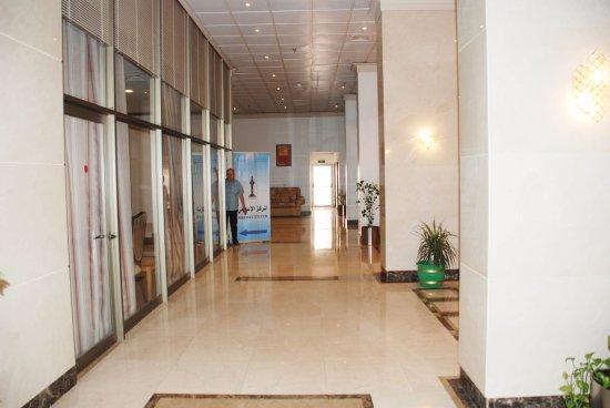 Gloria Inn Najran: Hotel Lobby