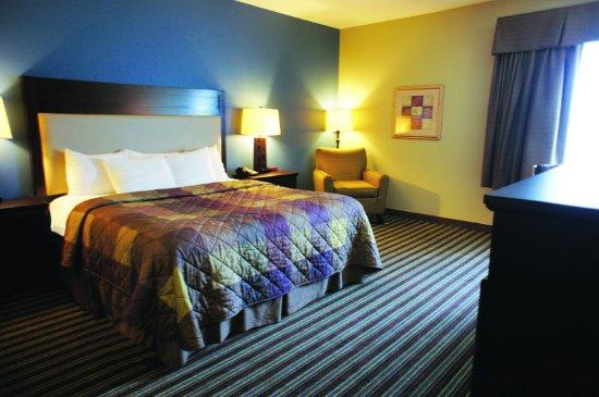 Broussard, LA: Guest Room
