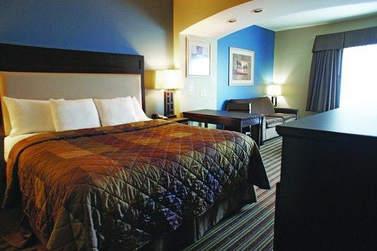 Broussard, لويزيانا: Guest Room
