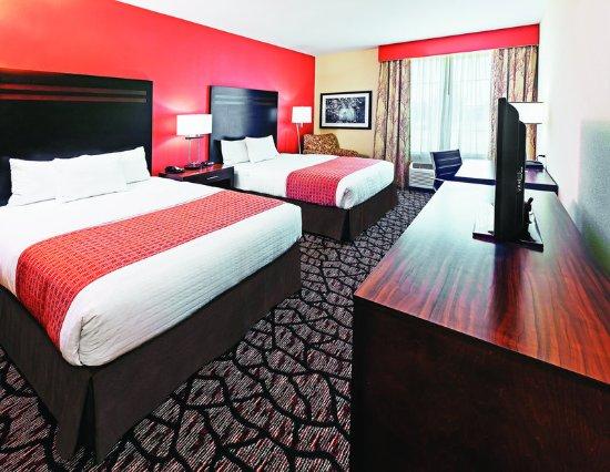 Pecos, TX: Guest Room