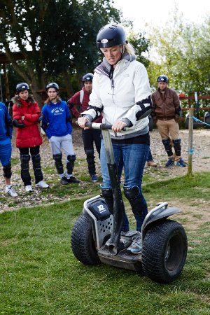 Windsor and Maidenhead, UK: Segway Events @ Windsor