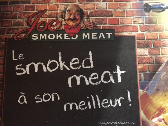 Joe Smoked Meat: photo1.jpg