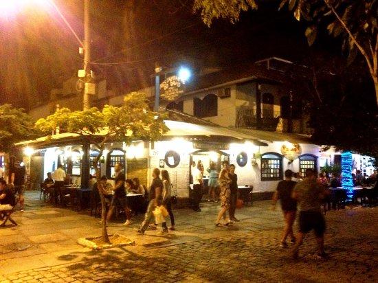 Esterno del ristorante picture of restaurante do david for L esterno del ristorante cruciverba