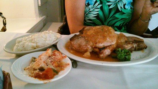 Phoenixville, Pensilvania: Pork chop special
