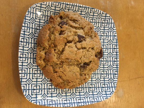 Lee, MA: Chocolate Chip, Coconut, Walnut Cookie