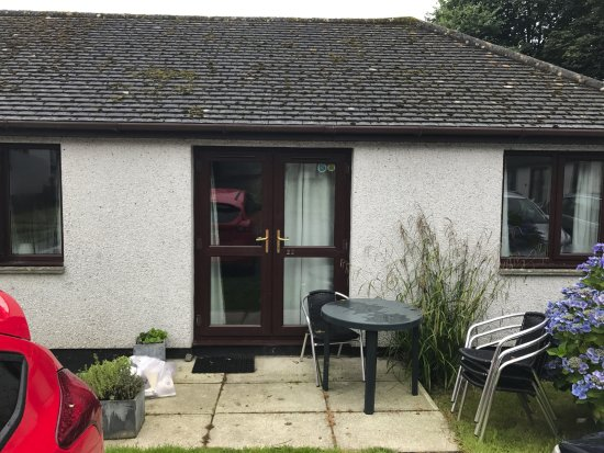Gulval, UK: Front of our two bedroom pet friendly bungalow.