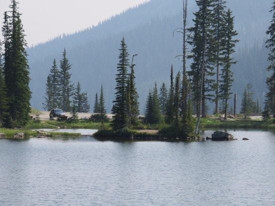Salmo, Canada: Lake