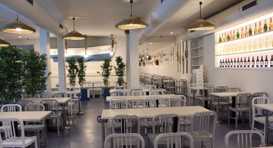 La paradeta passeig de gr cia barcelona el ensanche - Restaurantes passeig de gracia ...