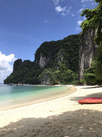 Hong Islands: Hong Island, Krabi, Thailand