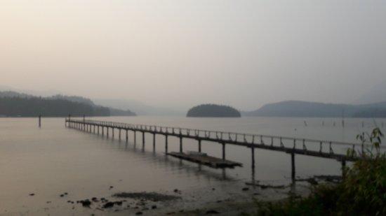 Sechelt, Canadá: Blue Heron Inn