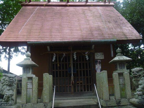 Hino-cho, Japón: 社殿