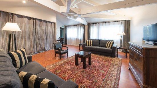 Barsac, France: Chambre familiale pouvant accueillir 8 personnes