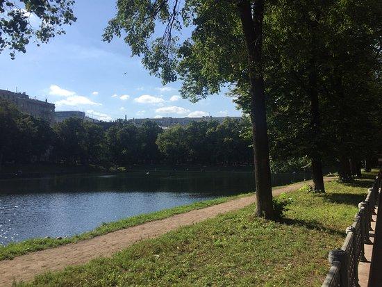 Patriarch's Pond: photo6.jpg