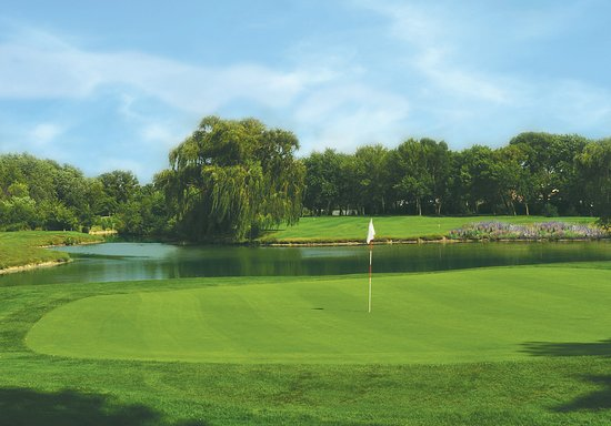 Bensenville, IL: East course, back nine