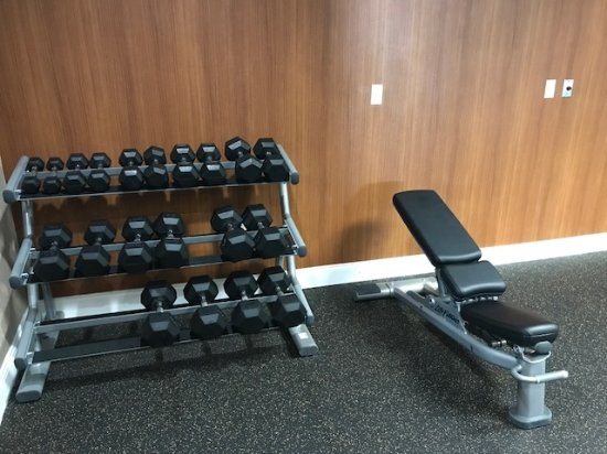 Hickory, NC: Exercise Area