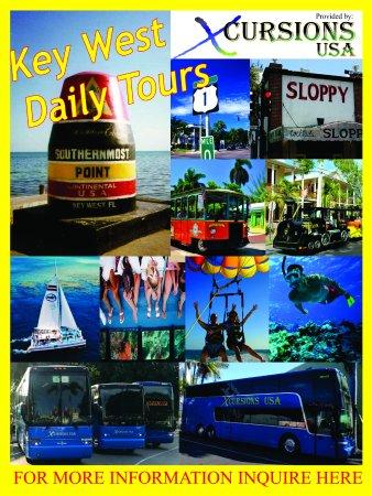 North Miami Beach, FL: Key West daily tours