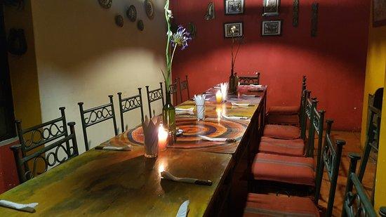 Casa De San Juan Chichicastenango Restaurant Reviews