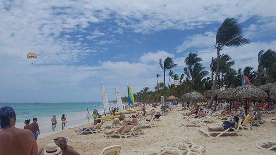 Mucho complejo, poca playa