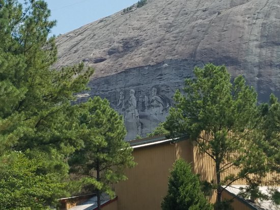 Holiday Inn Express Stone Mountain: 20170805_152957_large.jpg