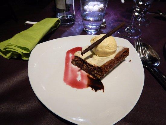 Palau-Saverdera, España: Dessert
