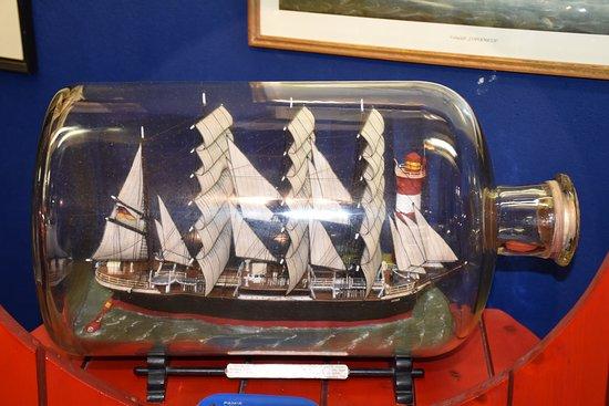 Das Buddelschiffmuseum