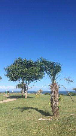 Club Med Trancoso : Vista oposta da piscina