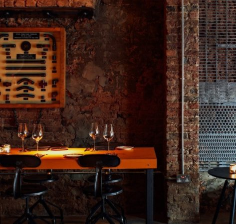 Photo of Restaurant 108 Garage at 108 Golborne Road, London W10 5PS, United Kingdom