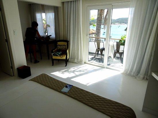 Casas Brancas Boutique Hotel & Spa: Vista camera 8