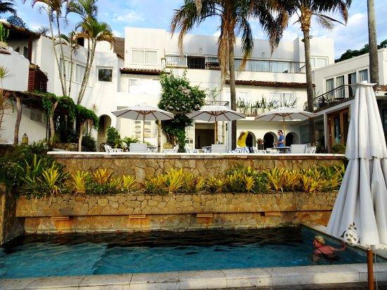 Casas Brancas Boutique Hotel & Spa: Piscina