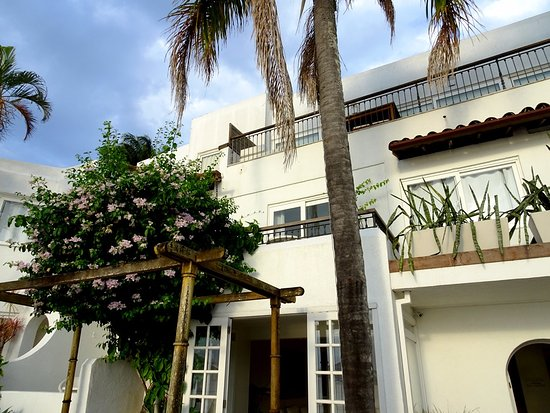 Casas Brancas Boutique Hotel & Spa: Vista esterna camera 8