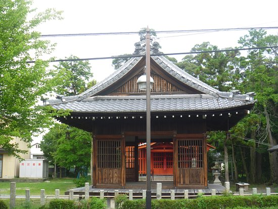 Ritto, Japan: 拝 殿