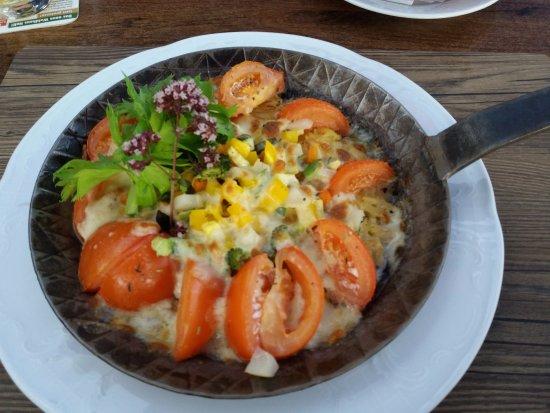 Bernau im Schwarzwald, Alemania: Tessiner Rösti, absolut empfehlenswert