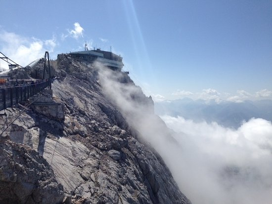 Skywalk Dachstein: Bergstation