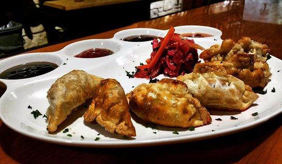 Mercer, PA: Pot Stickers