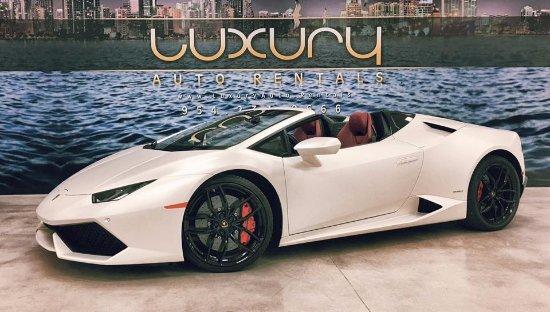 Luxury Auto Rentals