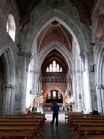 Inside Tuam Cathedral