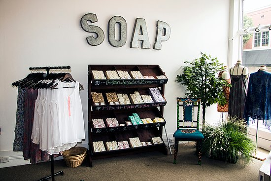 Perry, جورجيا: Handmade Soap Made Local in Perry!