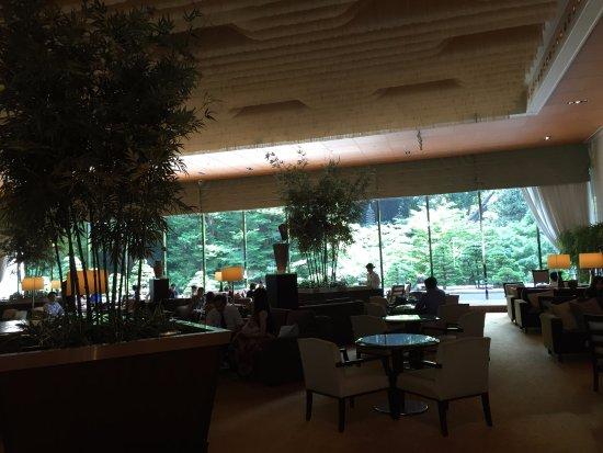 Sheraton Miyako Hotel Tokyo Photo