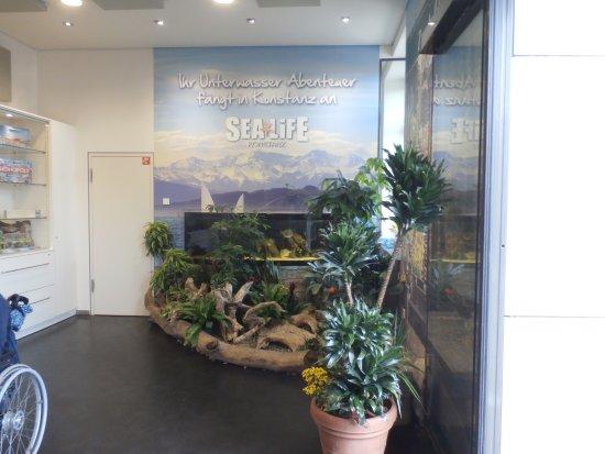 Tourist Information Im Bahnhof