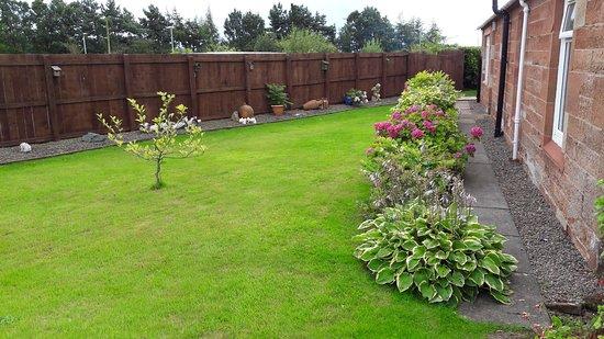 Alexander House: Garden