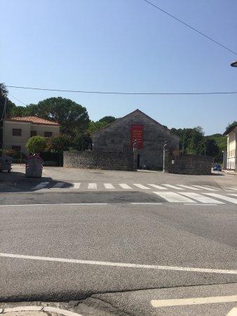 Palmanova, Italy: Polveriera Napoleonica