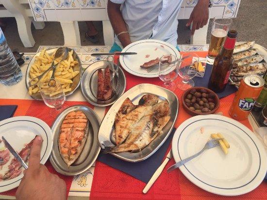 Ferreiras, Πορτογαλία: Plats