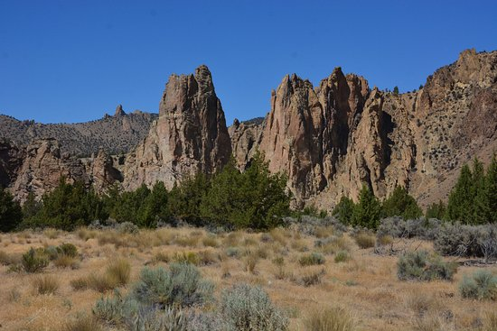 Smith Rock State Park - great photo opportunities