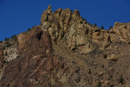 Smith Rock State Park - great photo ops