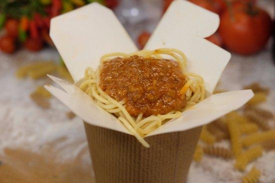 Spaghetti Alla Bolognese Picture Of Mr Pasta Venice Tripadvisor