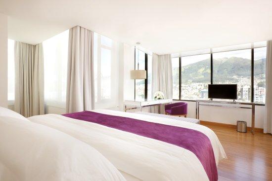 Hotel Rio Amazonas: Superior Room, City View, King bed