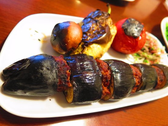 Anteb: Melanzana - Kebab (3600 Dram)