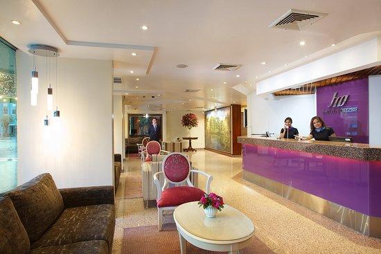 Hotel Rio Amazonas: Lobby