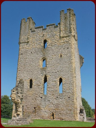 Helmsley, UK: The main tower