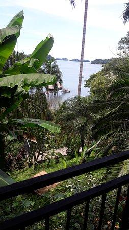 Boca Chica, Panama: Vista de una habitación